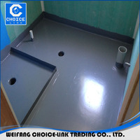 Basement wateproof material PU waterproof coating/paint