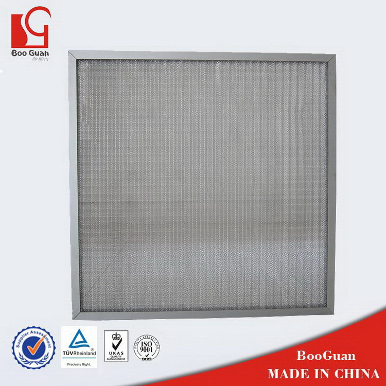 High quality classical range hood metal grease filter