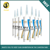 Wacker quality excellent adhesion fungicide-load Silicone Sealant