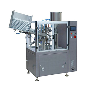LTRG-60A Fully Automatic Hot Sale Hand Cream Plastic Tube Filling Sealing Machine