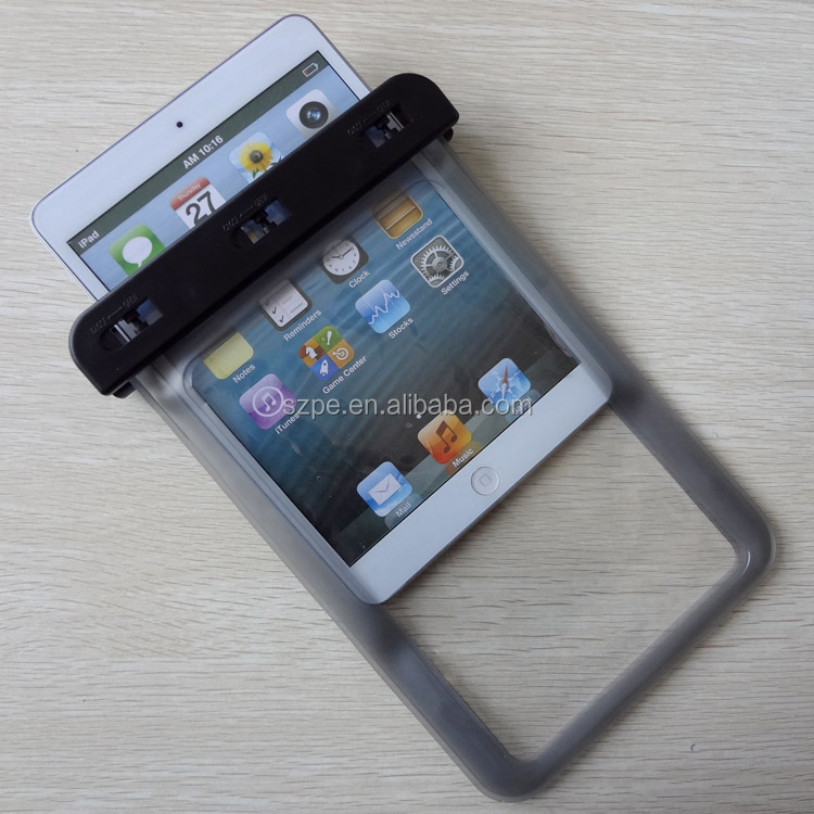 New diving underwater waterproof case for ipad mini air