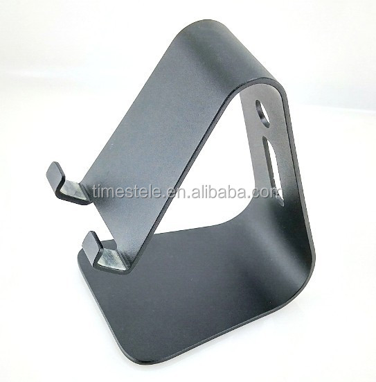 Hot iDock 1 Black Aluminium Universal Cell Phone Holder