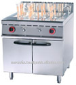 GAS NOODLE PASTA COOKER WITH CABINET