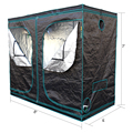 Manufacturer direct wholesale hydroponics growing system indoor garden use grow tent