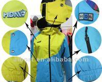 plus size ladies outdoor jacket(JHDM-5)