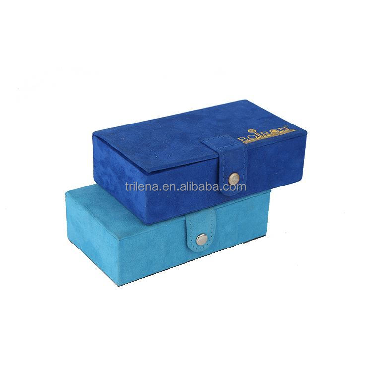 Wholesale prices OEM quality make paper jewelry box fast delivery