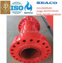 API 6 A Wellhead Adapter spools or Spacer spools or Riser flange or drilling parts