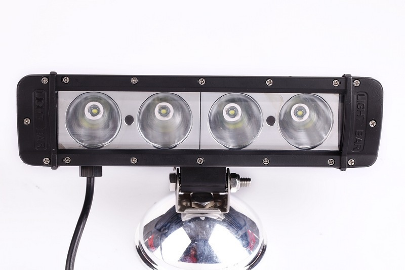 High Brightness 40W Car Atv 4x4 led light bar