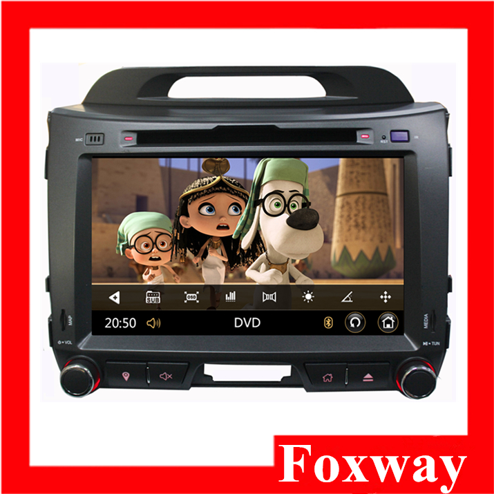 China good price portable car dvd player in car video with bluetooth fm tansmitter