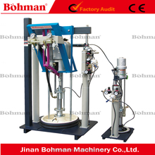 Polysulfide Rubber Extruder Machine / Double Glass Silicon Sealant Extruder