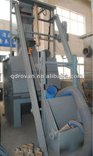 15GN/28GN metallic belt conveyor shot blasting machine