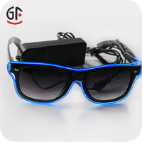 Top New Product Promotional Item Flashing Light Neon Party Glasses