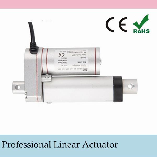 fan actuator electric linear actuator 60mm stroke buy electric linear
