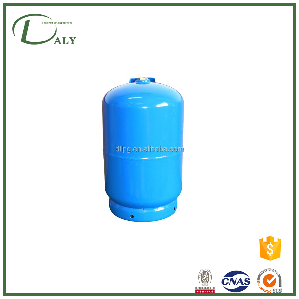 5kg 12L empty home used lpg tank for North Africa