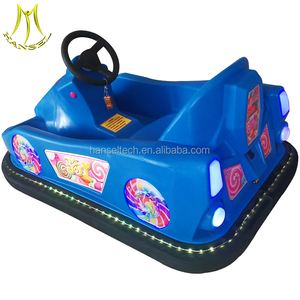 Hansel amusement park toys and inflatable bumper car with battery operated drift bumper car