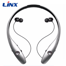 Mobile accessories high quality neckband earphone headphones oem stereo bluetooth headset HBS-900