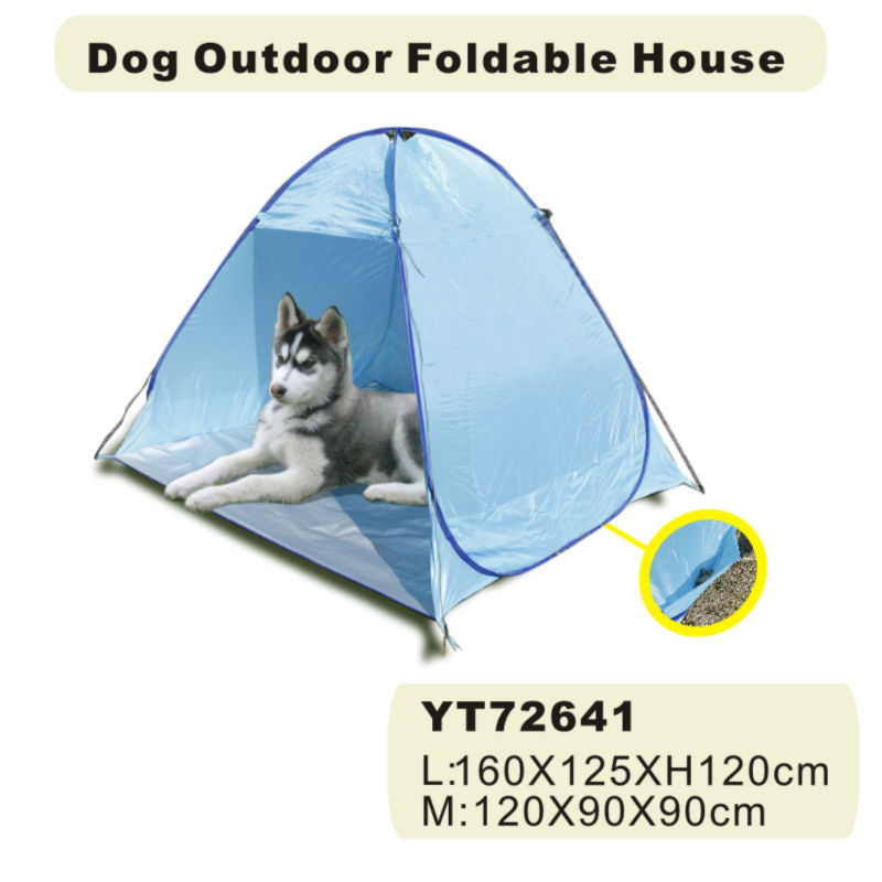 Luxury tents for dogs