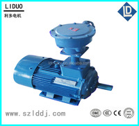 YB3 series specifications of induction motor ,7.5kw ac motor 380v,explosion-proof stepper motor motor