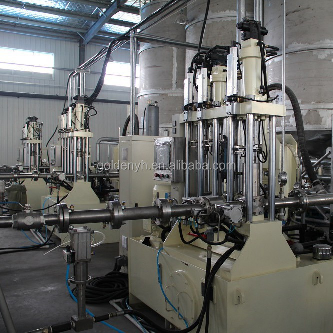 Sealant Production Auto Metering Static Mixer
