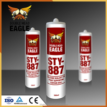 Gold Supplier China Best Fast Cure Glass Glue Silicone Sealant