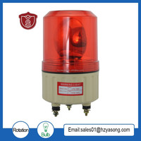 LTE-1081Red Flash bulb Warning Light with CE/ROHS
