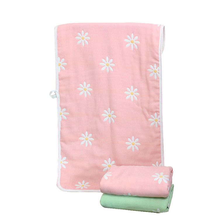 Low Price china low price cotton gauze towel cleaning cloth