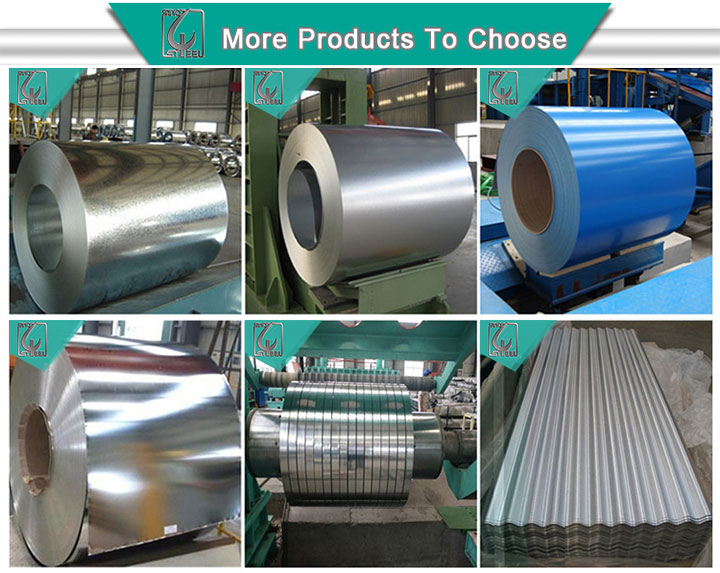 Galvanized Corrugated Roofing Sheet Laminas De Metal