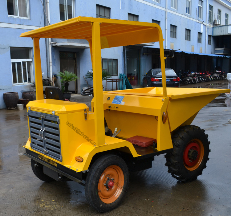 HOT SALE FY15 Hydraulic Mini Dumper