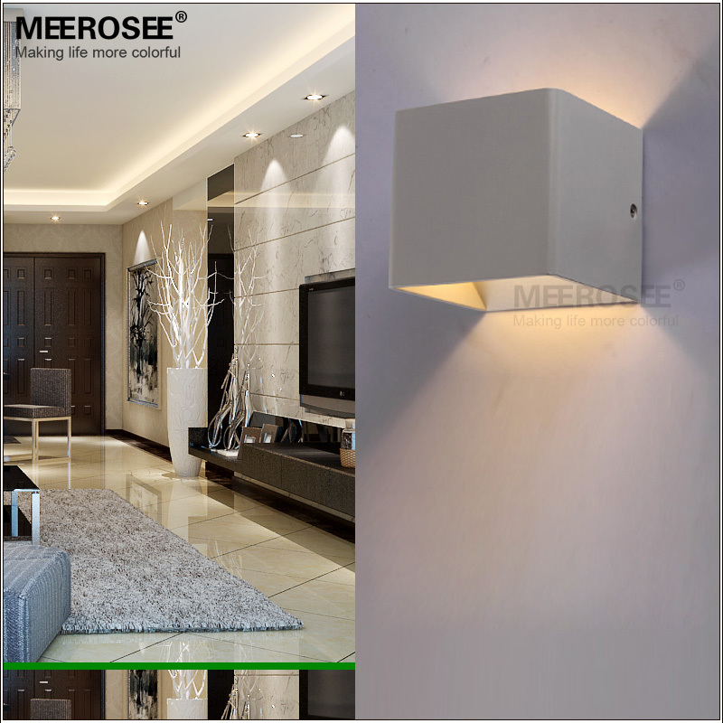 Personalized Bedside Lamps Modern Brief Led Wall Lamp LED Iron Wall Lamp For Dining RoomMD3088