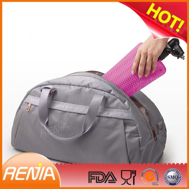 RENJIA silicone pocket Silicone Curling Irons Travel Silicone Travel Pouch