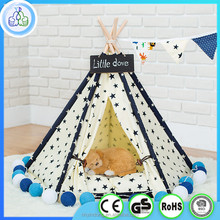 2016 hot sale Dog and cat litter high quality small and medium-sized dog cat house pet tent