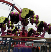 Luna Park Equipment Outdoor Games Energy Storm