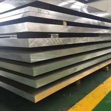 Paper interleaved aluminum sheet number plate 6mm In Stock