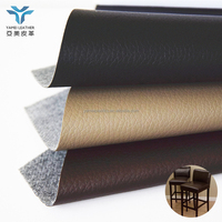 Hydrolysis Resistance PU Vegan Leather For