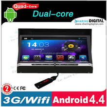 S-DVD7017GDAGet access to keep connected through Twitter double din car dvd player fro all car