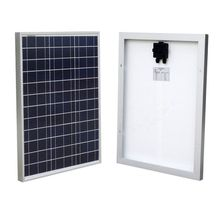 cost-effective Chinese solar modules 50w 18v solar panel