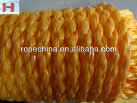hollow braided monofilament rope with uv protection