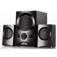 2.1 Sound System Speaker Box Multimedia Subwoofer Speaker Home Theatre System With Radio