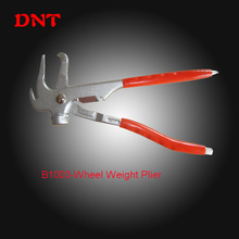 Wheel weight plier tire repair tool wheel balance plier repair kit