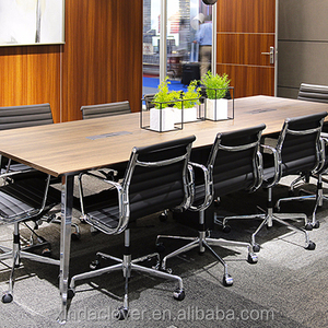 2018 hot sale modern conference table and chairs