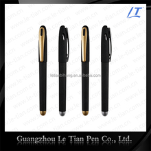 Good quality gel grip pen ,plastic roller plen german marker pen manufacturers