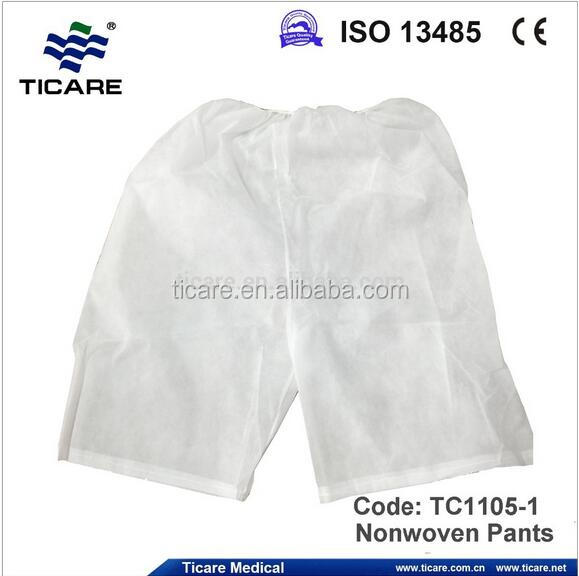 High Quality Hospital Non Woven Disposable Man Panties