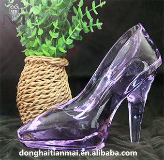 Magic Cinderella Crystal High-Heel Shoes for weeding/as Valentine's Day Gift