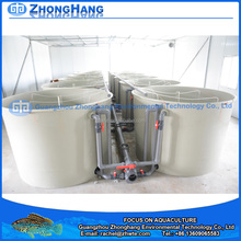 Maintenance Free Plastic Fish Tank for Fish Farm