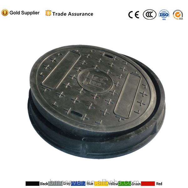 Bottom price best selling polymer concrete manhole cover