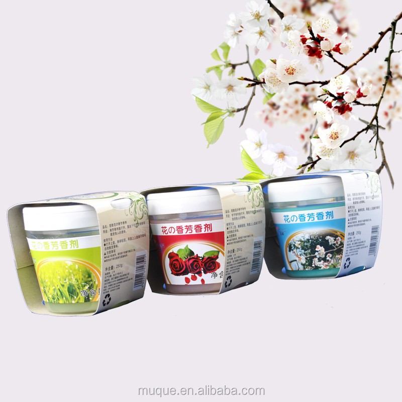 Bonus pack!!! 250g aromatic display stand air freshener toyota car lamp air freshener