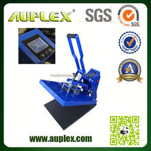 AUPLEX 2014 The Most Cost- Efficient LCD 100x120cm large format sublimation heat transfer press