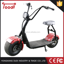NEW Mini city scooter green power 800W mini citycoco motor cool design mobility e-scoote Toodi