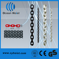 Top chain G80 lifting chain strong link