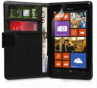 Laudtec 2013 New Flip Cover for Nokia 1520 Leather Case Wallet Cover Housing